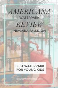 Americana Waves Water Park & Hotel – Niagara Falls