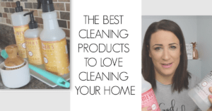 The Best Cleaning Products – Safe for kids!