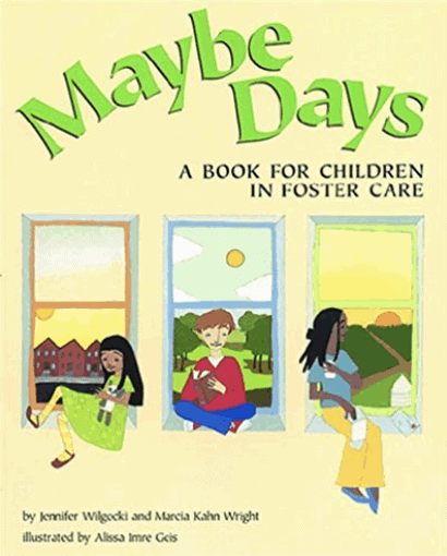 maybe days foster care book