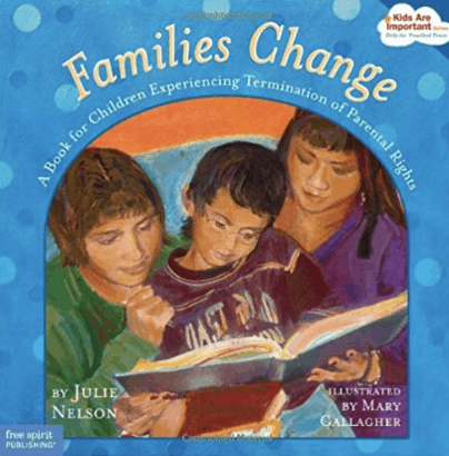 families change childrens book