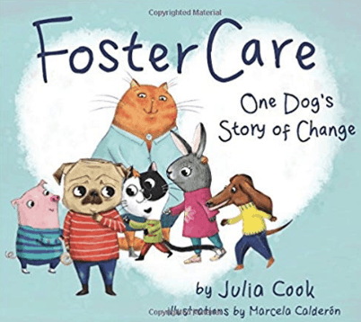 foster care book for children