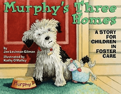 murphys three homes foster care book