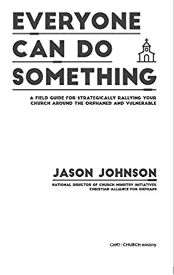 everyone can do something jason johnson