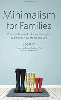 minimalism for families book
