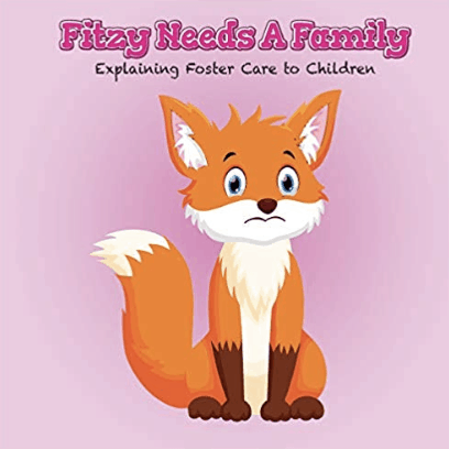 foster care books or kids