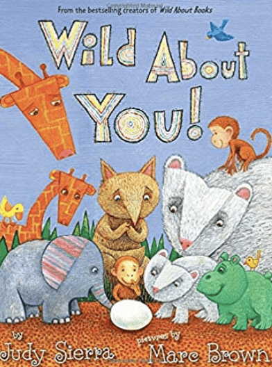 wild about you adoption book