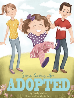 adoption book for kids