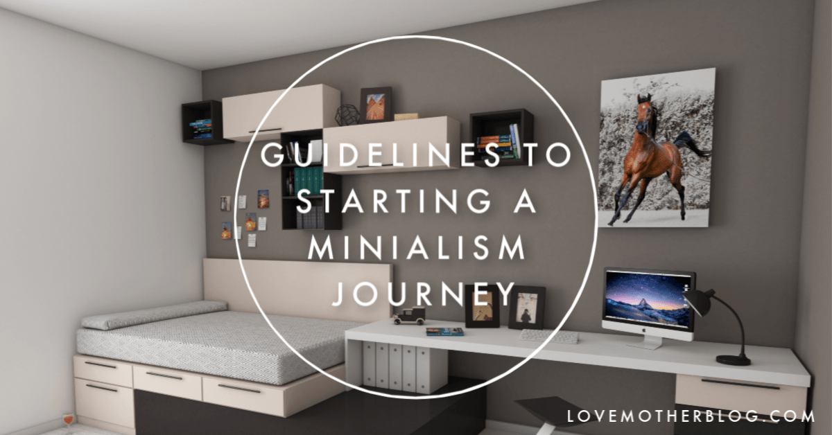 Decluttering Rules When Starting A Minimalism Journey