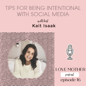 How to be more Intentional with your Social Media Use.