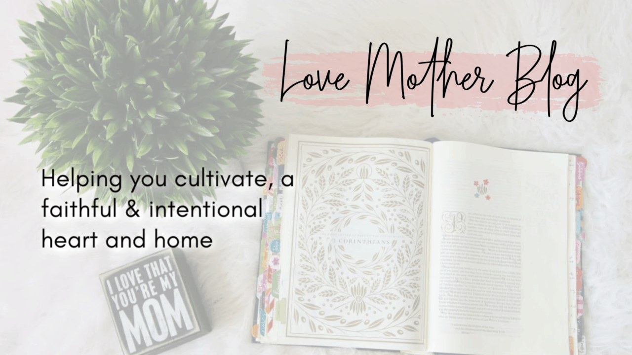 love mother blog