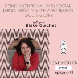 Being Intentional with Social Media and Using Your Platform for God's Glory