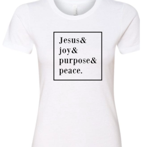 Jesus & Joy T-shirt