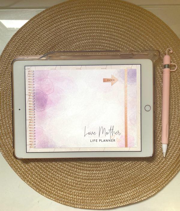 digital planner for moms